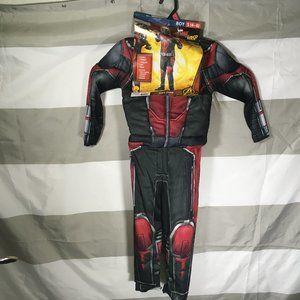 Ant Man CHILD Costume Size S / M / L Boy's NEW